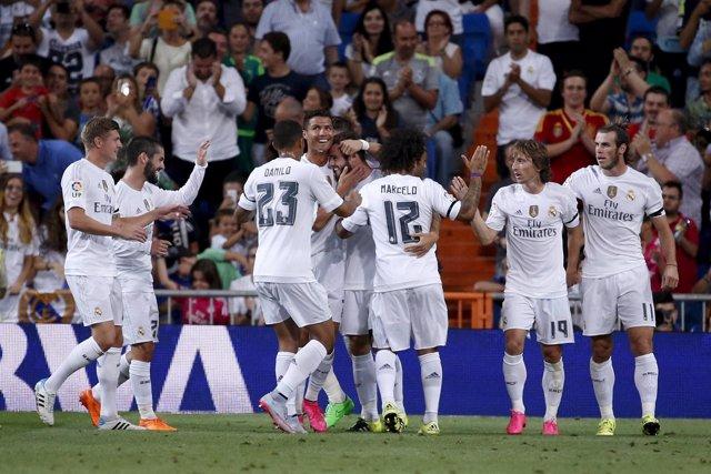 Nacional y Real Madrid Juntos a un Real Madrid Que se