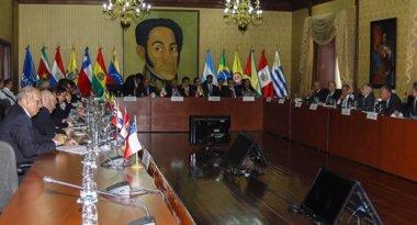 Foto: Cancilleres de UNASUR analizarán el próximo jueves la crisis entre Colombia y Venezuela (AVN)
