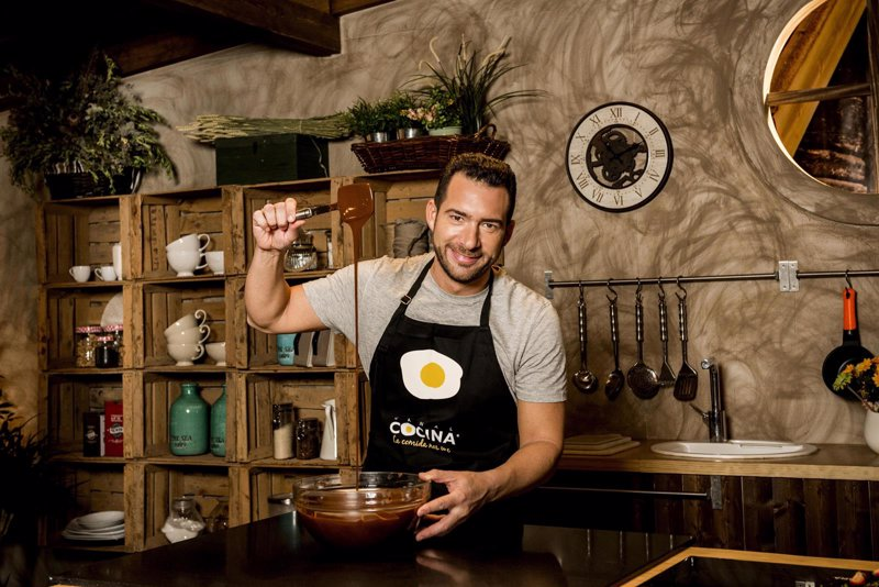 Celebra el d a internacional del chocolate en canal cocina for Canal cocina programacion