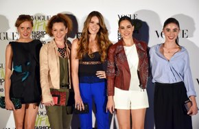 Foto: La VOGUE Fashion's Night Out reúne a los enamorados de la moda en Madrid (EUROPA PRESS)