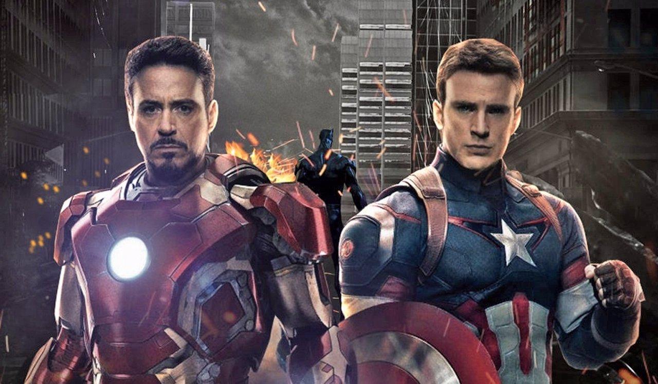 """Iron Man contra el Capitán América: primer tráiler de """"Civil War"""""""
