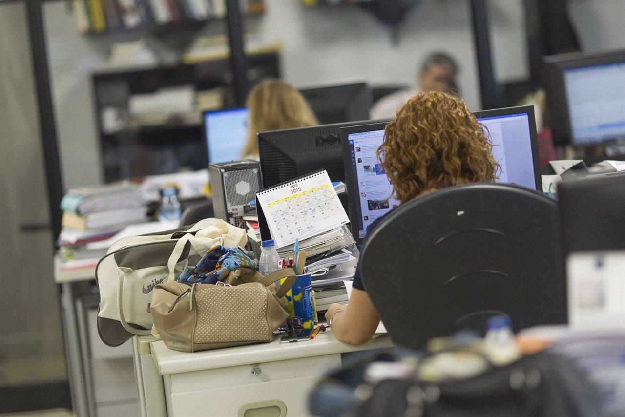 El 73 de los trabajadores espa oles est satisfecho con for Oficinas randstad madrid