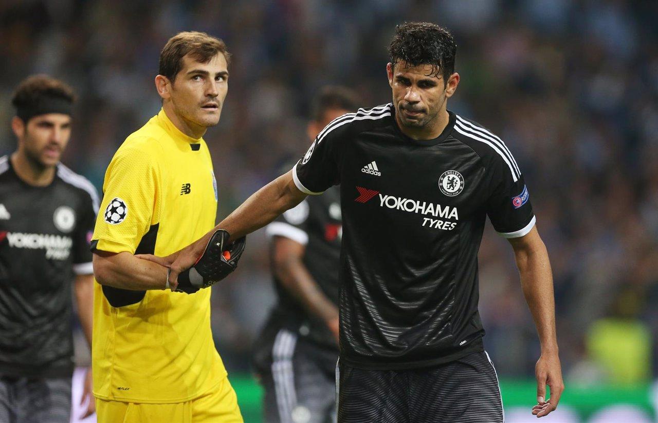 Casillas se convierte en el jugador con más partidos en la Champions. Madrid, Barça y Valencia ganan mientras fallan Atlético y Sevilla.