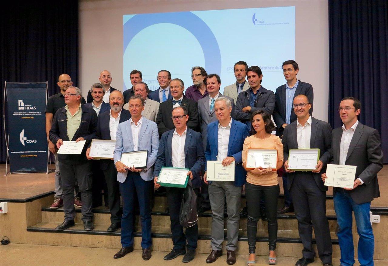 El colegio de arquitectos premia una promoci n de - Colegio arquitectos cadiz ...