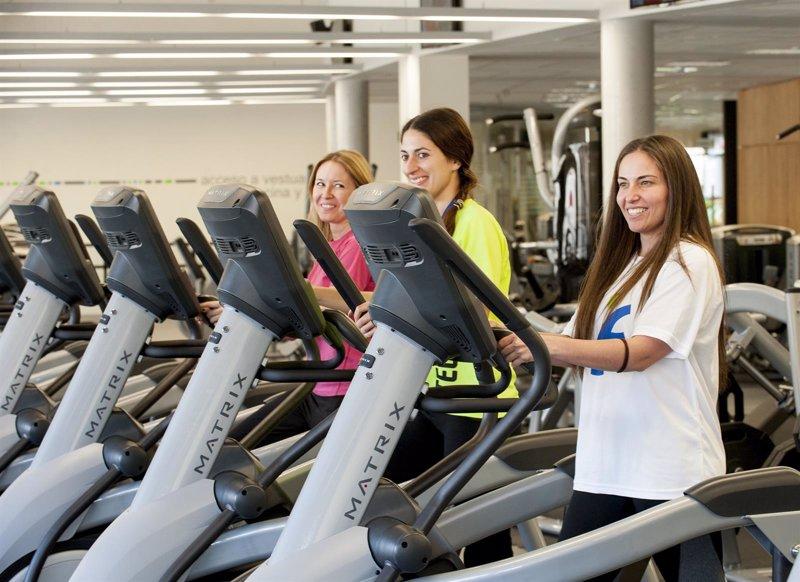 Ejercicios de 39 cardio 39 los m s demandado en el gimnasio for Gimnasio forus
