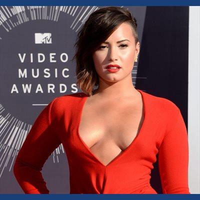 "Foto: Demi Lovato, desnuda y sin maquillaje: ""Quiero mostrar mi lado real"" (CORDON PRESS)"