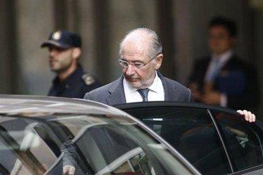 Rato queda en llibertat amb retirada de passaport i compareixences davant del jutge una vegada al mes (EUROPA PRESS)
