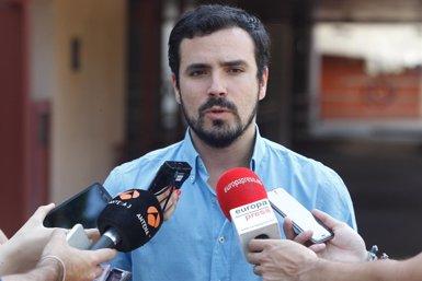 Garzón tanca el debat sobre Podem i posa en marxa la seva campanya (EUROPA PRESS)