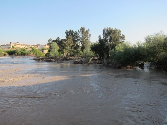 """Foto: La Plataforma de zonas inundables espera que Ambrosio y García """"se impliquen"""" en el río"""