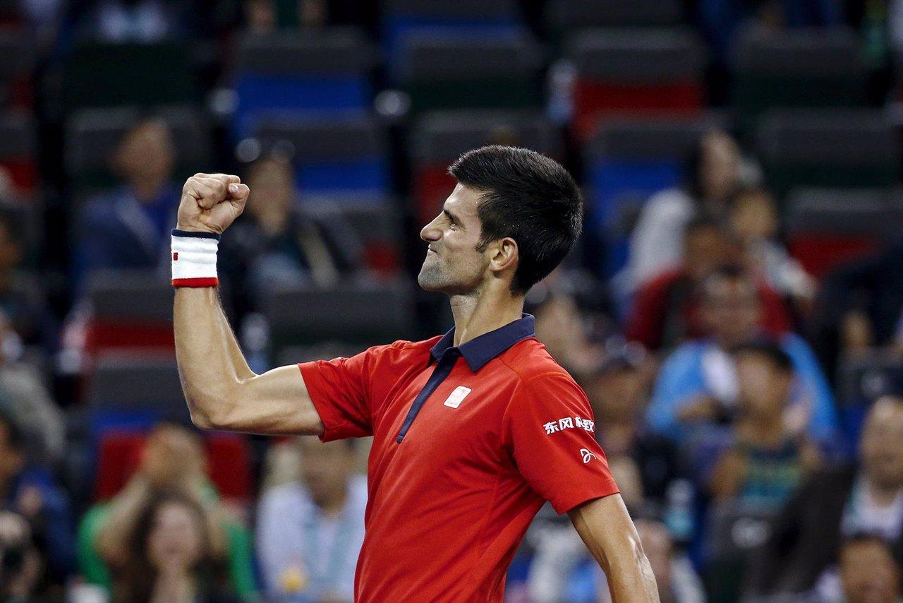 Nueva victoria de Djokovic que continua intratable.