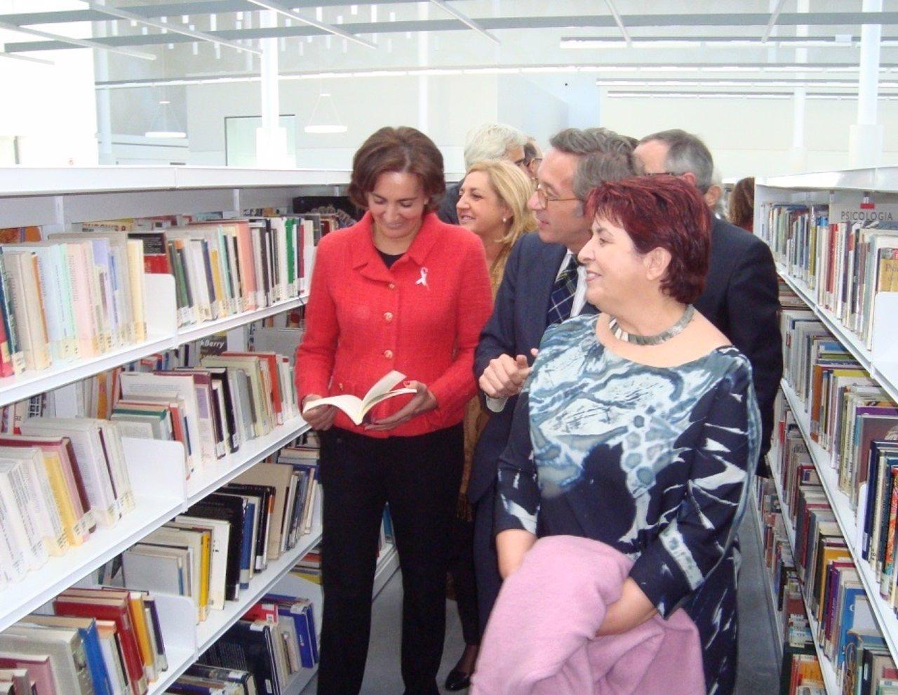 La nueva biblioteca de segovia es seis veces m s grande - Biblioteca publica de segovia ...