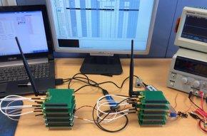 Foto: Un sensor español para explorar Marte (UOB)