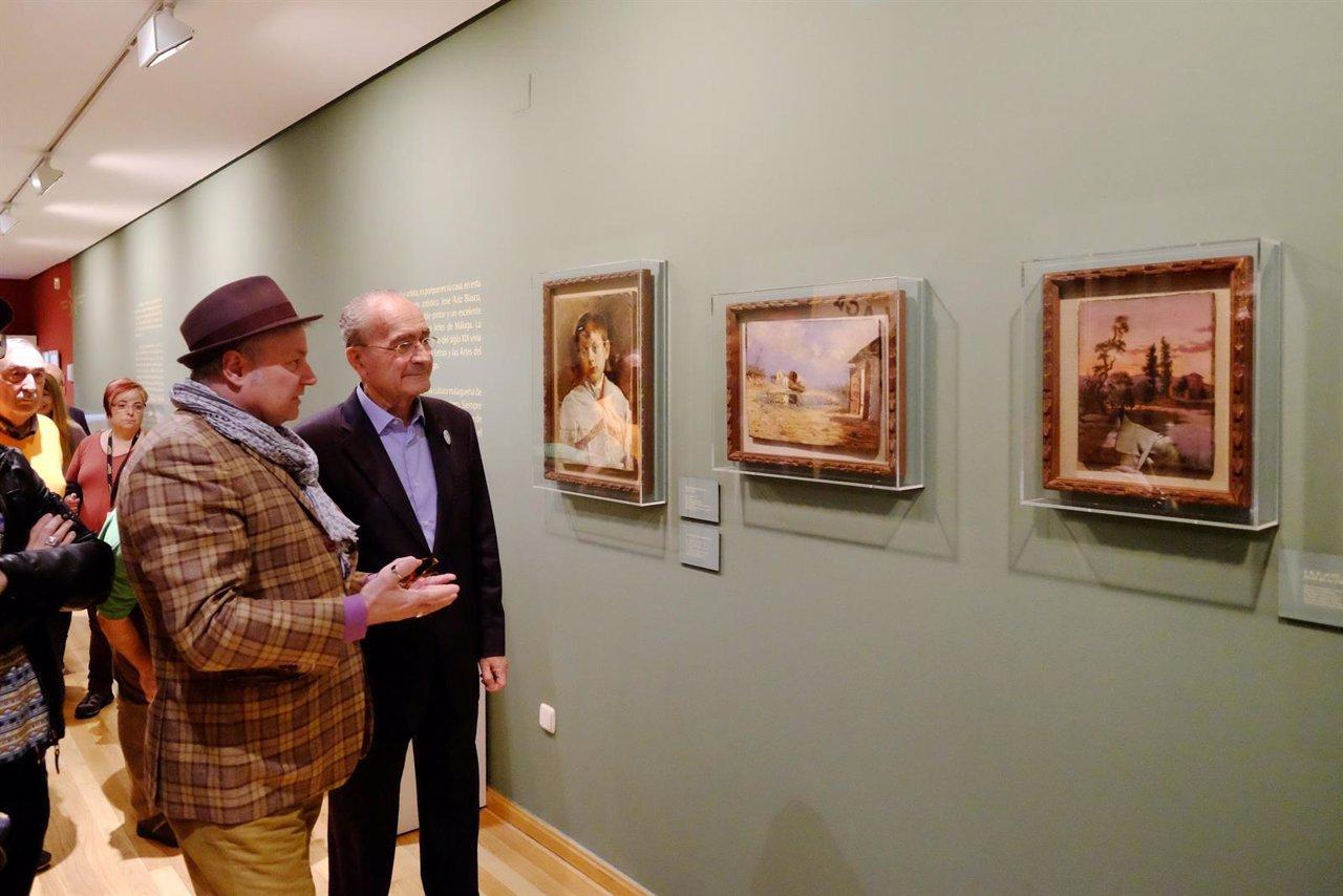 La casa natal de picasso recupera cinco pinturas malague as del siglo xix - Casa natal picasso ...