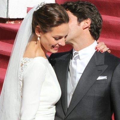 Foto: Las 5 fotos que debes ver de la boda de Eva González y Cayetano Rivera (EVA GONZALEZ Y CAYETANO RIVERA/CHANCE)