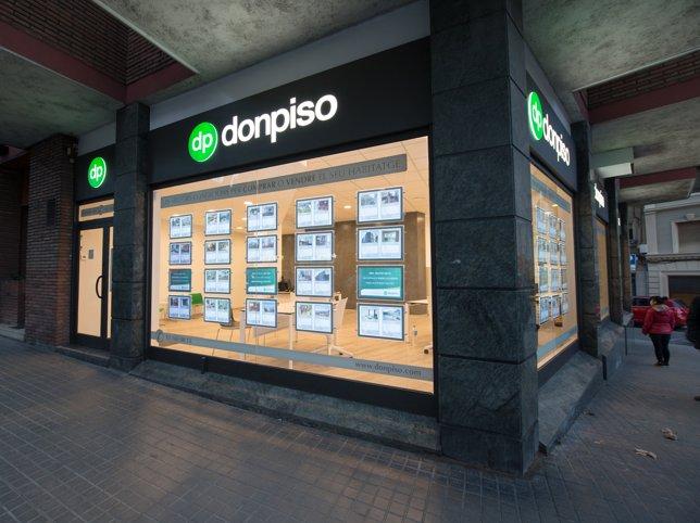 Don piso prev alcanzar las 60 oficinas este a o for Oficinas don piso barcelona