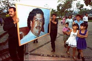 ¿Donde está la fortuna de Pablo Escobar?