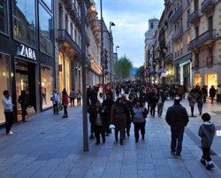 Portal de l'Àngel, el carrer comercial més car d'Espanya (CUSHMAN & WAKEFIELD)