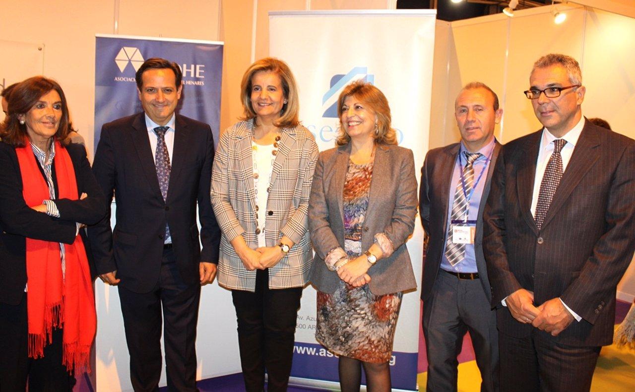 La asociaci n de empresarios de arganda presenta su portal for Portal empleo madrid