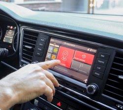 Seat prova una 'app' per trobar aparcament (SEAT)