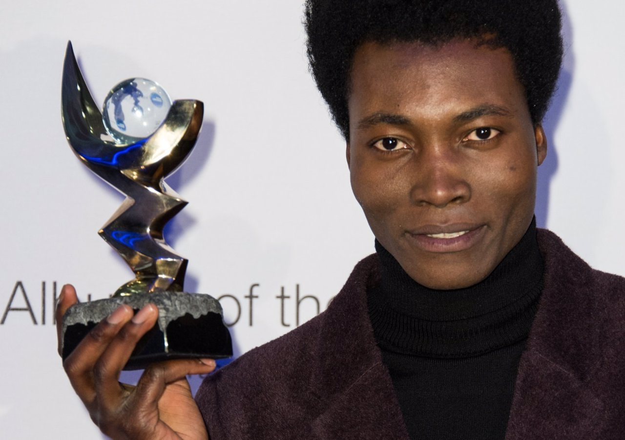 Benjamin Clementine Mercury Prize 2015