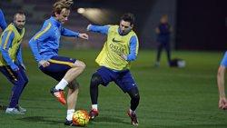 Messi, fora de l'onze de Luis Enrique per al Clàssic (FCB)