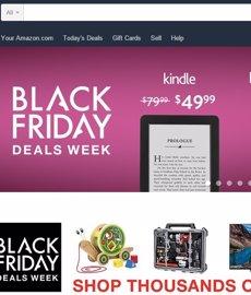 Black Friday 2015: Els clients d'Amazon Premium podran accedir a ofertes 30 minuts abans (AMAZON)