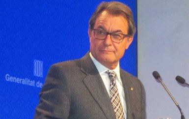 """Mas acusa l'Estat d'utilitzar el FLA per """"intervenir"""" l'autonomia catalana (EUROPA PRESS)"""