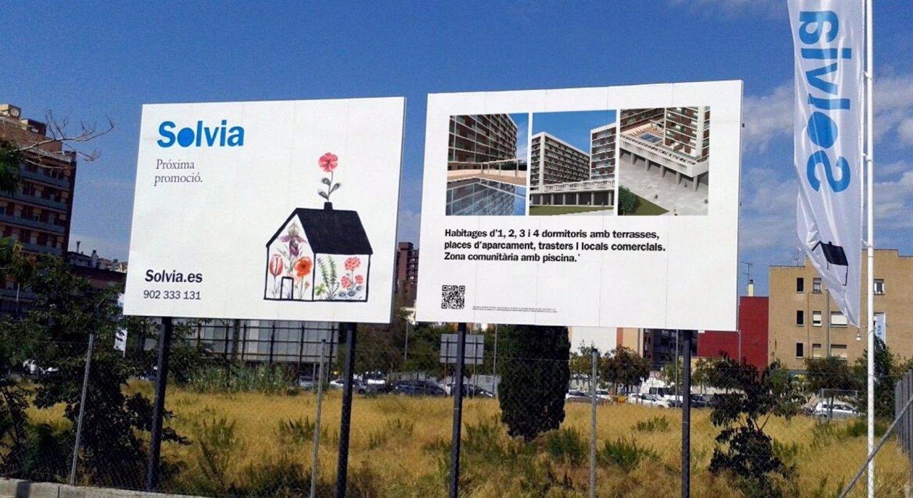 Solvia levantar 10 promociones residenciales para la sareb for Constructoras sabadell