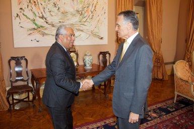 El president portuguès designa primer ministre el socialista António Costa (PRESIDENCIA DE PORTUGAL)