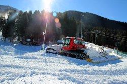 L'estació d'esquí de Masella inaugura la seva temporada aquest dimarts (MASELLA)
