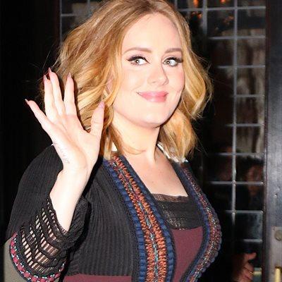 Foto: Adele rompe todos los récords: en 3 días vende 2,4 millones de copias de '25' (ADELE/CORDONPRESS)