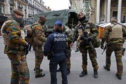 L'operació antiterrorista del diumenge va frustrar la preparació d'atemptats a Brussel·les (BENOIT TESSIER / REUTERS)