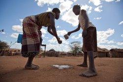 Milions de dones, severament desnodrides (BRENDAN BANNON/MSF)
