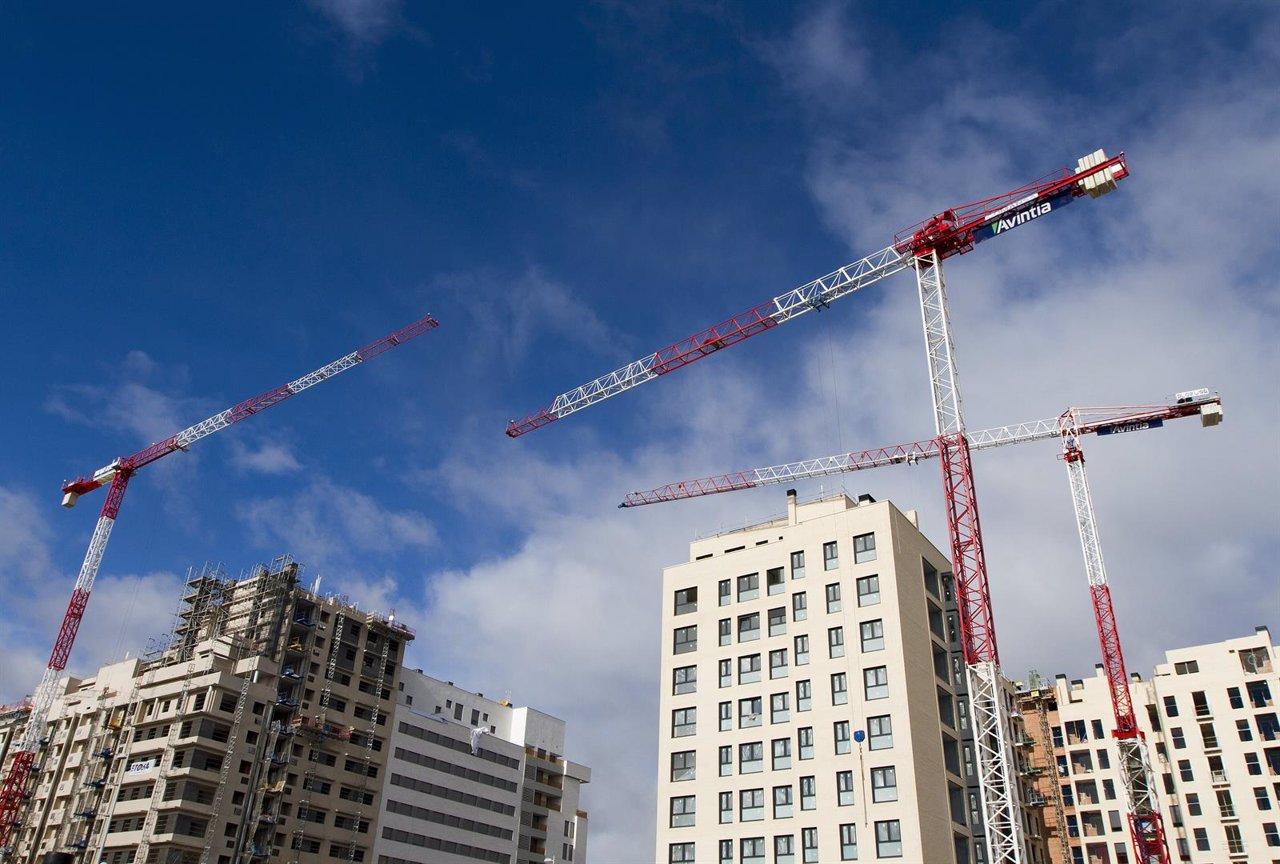 El 24,9% de las viviendas terminadas desde 2008 permanecen desocupadas, según Tinsa