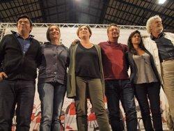 Domènech (EnComúPodem) lamenta que es posi en dubte que Podem vol un referèndum català (EUROPA PRESS)