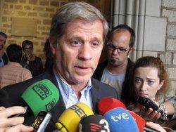 Alberto Fernández (PP) forçarà el ple a posicionar-se sobre la resolució de JxSí-CUP (EUROPA PRESS)