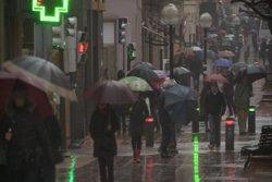 Protecció Civil alerta de forta pluja i vent (EUROPAPRESS)