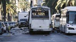 Tunísia tancarà la seva frontera amb Líbia després de l'atac a la guàrdia presidencial (EUROPA PRESS)