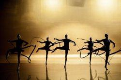 L'equip espanyol de gimnàstica rítmica protagonitza la campanya nadalenca de Freixenet (FREIXENET)