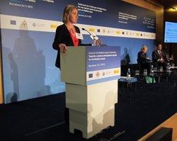 Mogherini demana responsabilitat política per evitar que el Mediterrani sigui