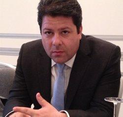 Fabian Picardo guanya les eleccions a Gibraltar (EUROPA PRESS)