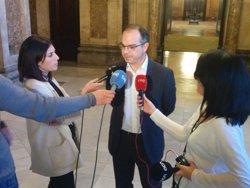 Turull refusa les crítiques a la inactivitat parlamentària i recorda Andalusia (EUROPA PRESS)