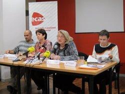 Creix la pobresa extrema i la polarització social a Catalunya, segons entitats socials (EUROPA PRESS)