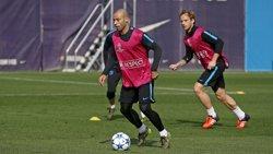 Mascherano torna davant de la Reial Societat (MIGUEL RUIZ/FCB)