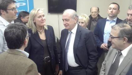 """El ministre d'Interior veu """"notori"""" que Catalunya corre especial risc per jihadisme"""