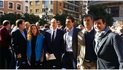 """Rivera es compromet a no governar """"amb nacionalistes ni separatistes"""""""