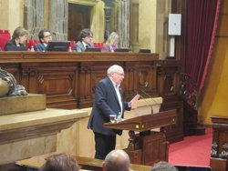 Rabell (CatSíQueEsPot) afirma que és partidari d'una proposta d'encaix federal (EUROPA PRESS)