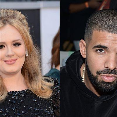 Foto: Adele quiere hacer un remix con Drake (EUROPAPRESS)