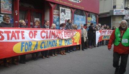 Els enfrontaments a París abans de la Cimera del Clima se salden amb 289 detinguts