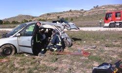Deu morts a les carreteres durant el cap de setmana (112)